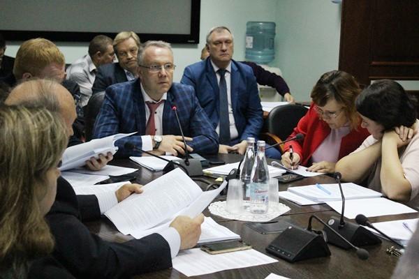 Депутаты областной думы пытаются оставить «Первомайскхиммаш» на плаву