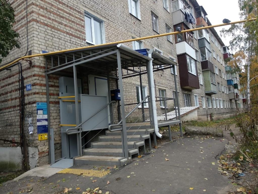 """""""Доступная среда» не для всех: общественники нашли нарушения в Тамбове и Мичуринске"""
