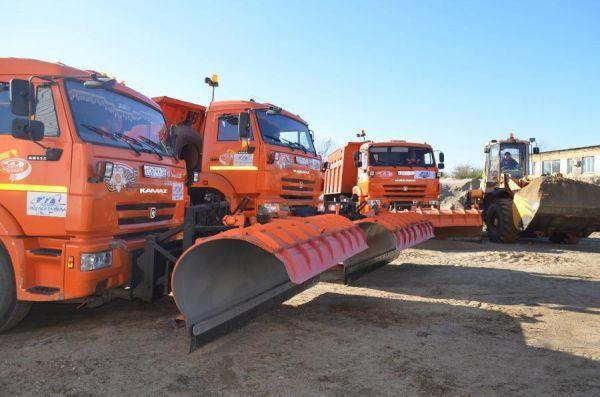 Федеральные трассы Тамбовской области переведены на зимний режим обслуживания