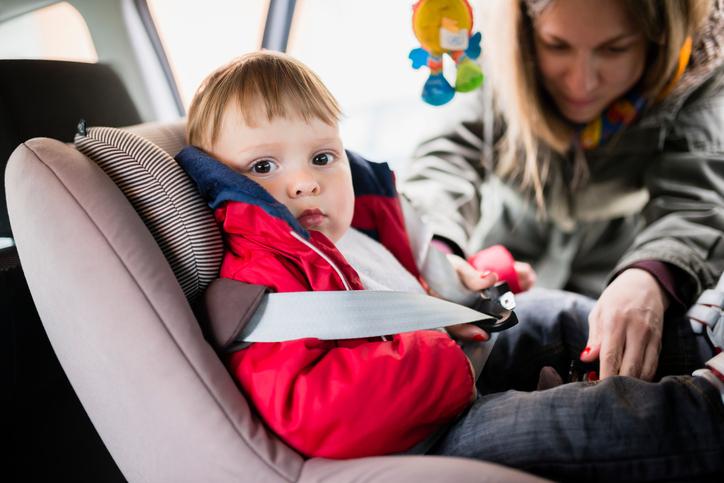 Госавтоинспекция проверит наличие детских автокресел среди водителей Тамбовской области