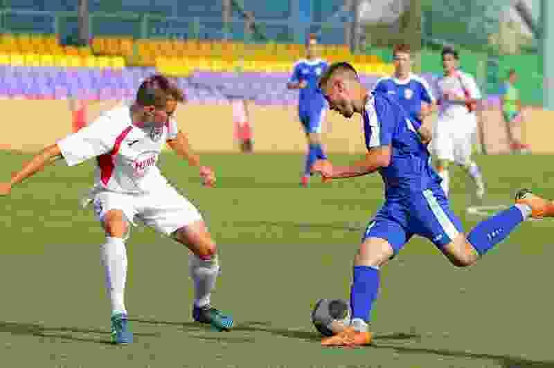 Молодёжка ФК «Тамбов» победила команду из Липецка с минимальным счётом, футболисты даже передрались во время матча