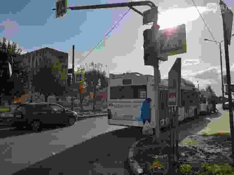 На севере Тамбова установили несколько новых светофоров