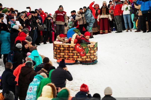 """Организаторы готовятся ко второму фестивалю """"Лысогорские санки"""" под Тамбовом"""