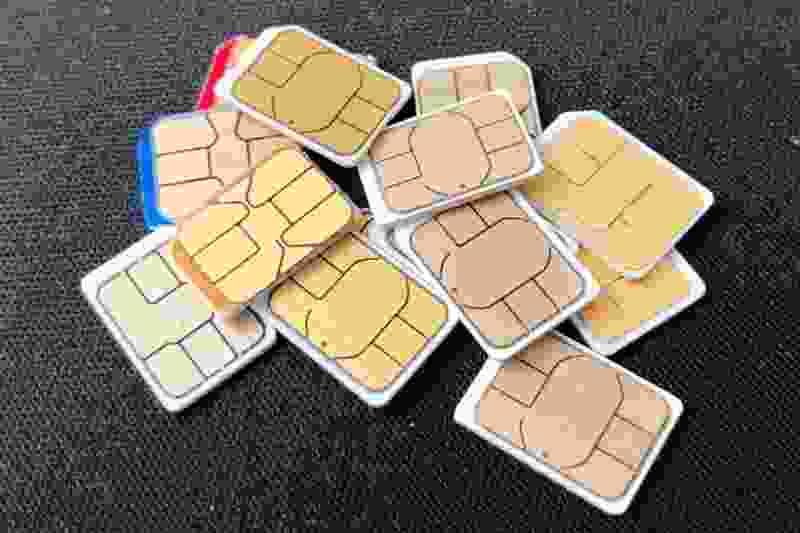 С начала года в ЦФО изъяли больше 20 тысяч незаконно распространяемых SIM-карт