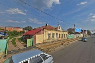 Старый домнаулице Пролетарской вТамбове признали аварийным