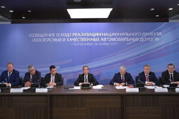 Тамбовская область в числе регионов-лидеров по выполнению дорожных работ