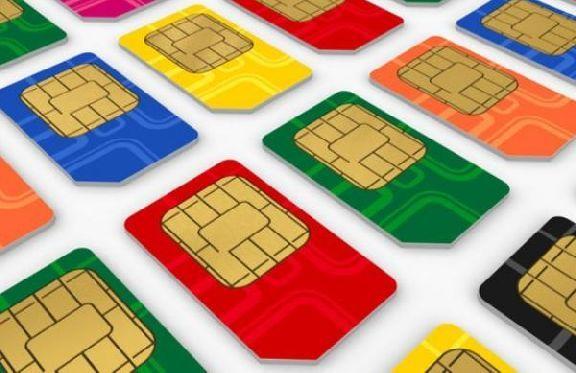В 2019 году в ЦФО изъято почти 21 тысяча незаконно распространяемых SIM-карт