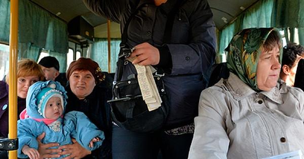 ВРоссии кондуктор заставила ребенка просить деньги напроезд упассажиров