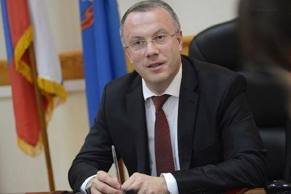 В Тамбове задержали вице-губернатора Глеба Чулкова