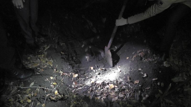 В Тамбовской области женщина убила знакомого и вместе с сожителем закопала его в овраге