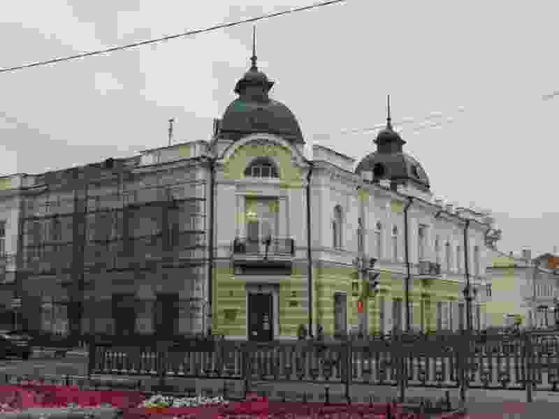 Здание, которое является объектом культурного наследия, отремонтировали с нарушениями