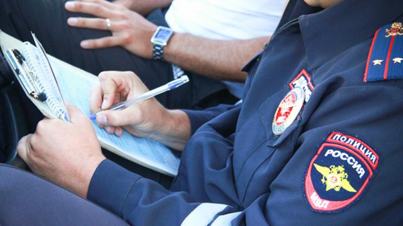 Житель Тамбовской области проведёт два года в тюрьме за попытку дать взятку сотруднику ГИБДД