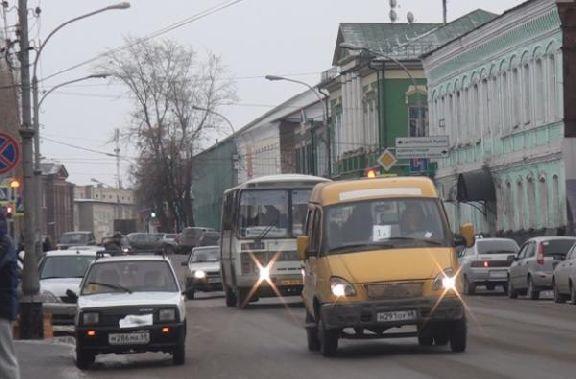 Жители Мичуринска жалуются на пассажирский транспорт