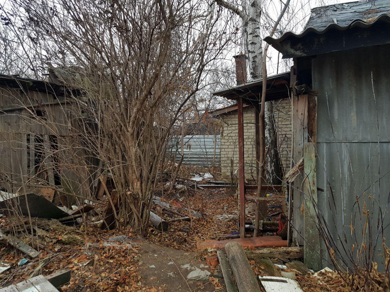 Администрация Тамбова больше двух лет не может снести аварийный дом в центре города