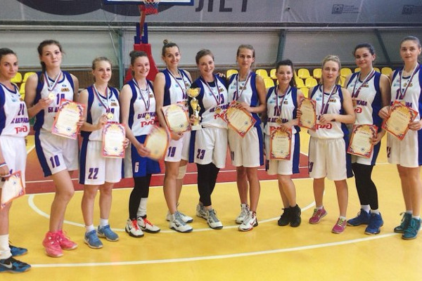 Баскетболистки ТГУ впервые за долгое время сыграют в чемпионате Студенческой лиги