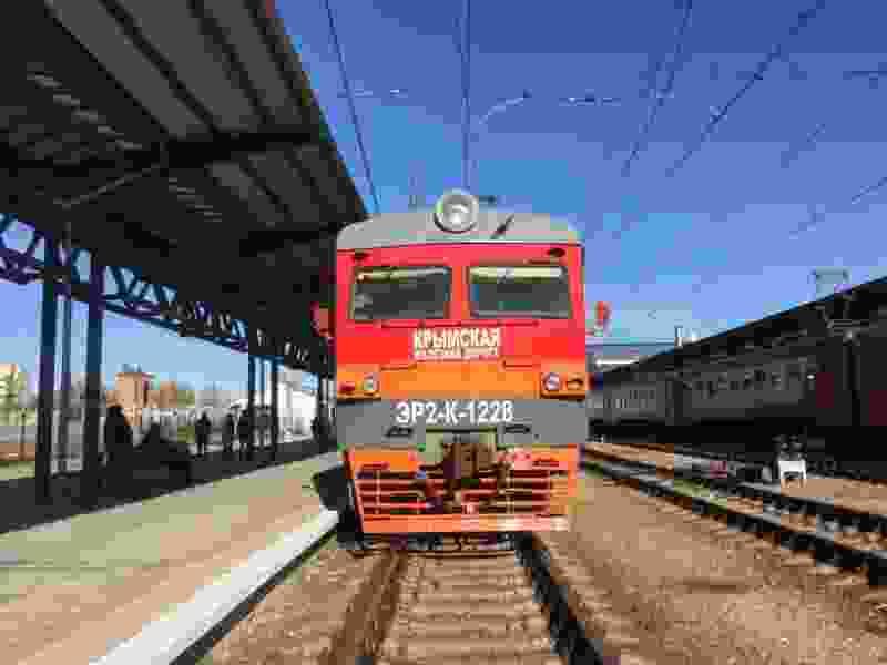 Через Мичуринск начнут ходить поезда до Крыма