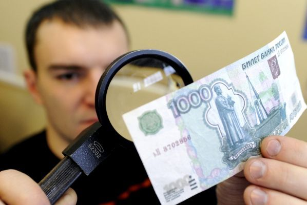 Фальшивок в Тамбовской области стало меньше