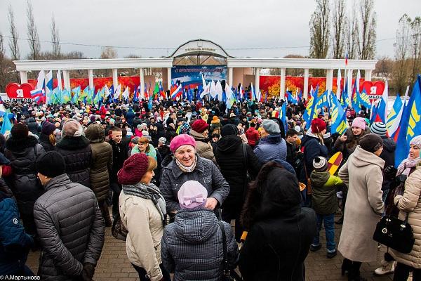 Каждый второй россиянин считает День народного единства просто выходным днём