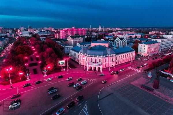 Ночной обзор: авария на юге Тамбова и новая столица Приморья