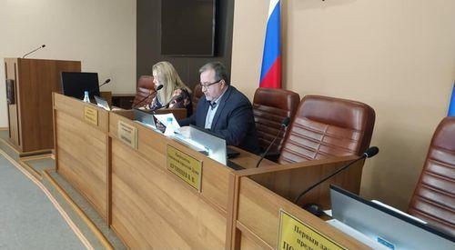 Об итогах заседания комитета по бюджету и муниципальной собственной Тамбовской городской Думы