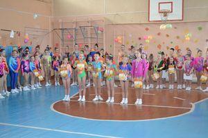 Открытый чемпионат и первенство Тамбовской области по спортивной аэробике «Осенние ритмы»
