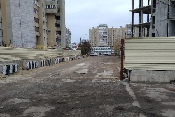 """Проезд по Пензенской возле """"Кристалла"""" открыли спустя четыре года"""