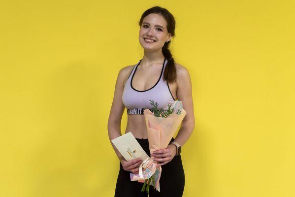 """Прыжки в длину, бёрпи и планка: тамбовские красавицы прошли испытания на конкурсе """"Мисс Спорт"""""""