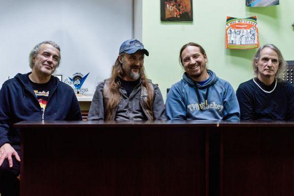 """Рок-группа """"Мастер"""": Мы выступаем в самом душевном месте Тамбова"""