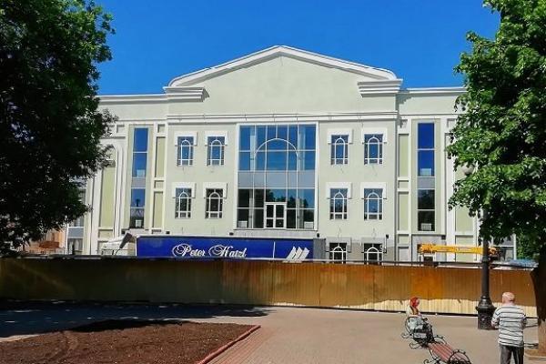 Сбербанк предлагает области продать здание филармонии, чтобы рассчитаться по кредиту