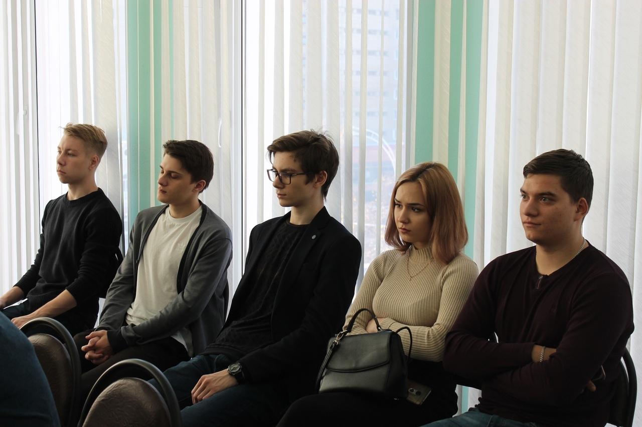 Студенты Тамбовского филиала РАНХиГС выступили на межрегиональном вебинаре
