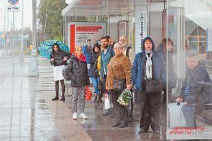 Тамбовчанам непонравился новый порядок входа втранспорт