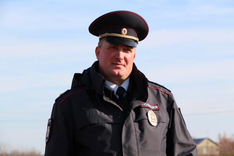 Тамбовчане голосуют за лучшего полицейского на Всероссийском конкурсе среди участковых