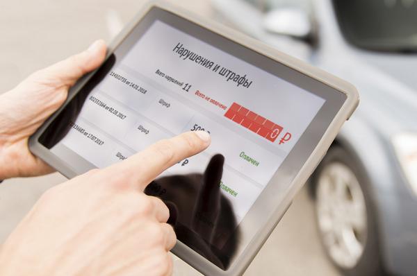 Тамбовчанин оплатил 23 штрафа ГИБДД после запрета управлять автомобилем