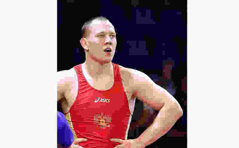 Тамбовчанин стал чемпионом Европы по греко-римской борьбе среди спортсменов с нарушением слуха