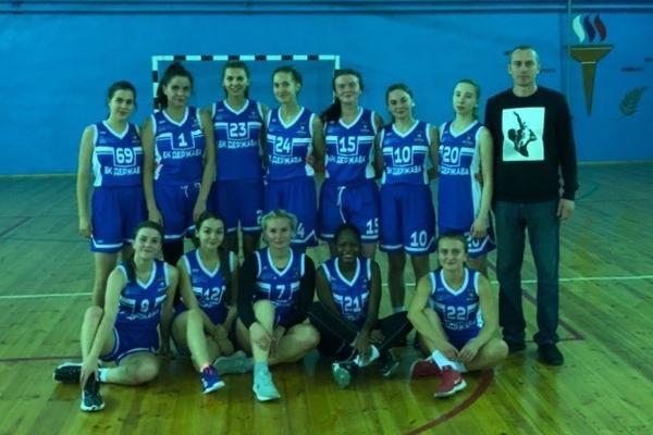 Тамбовские баскетболистки проведут дома матчи студенческой ассоциации