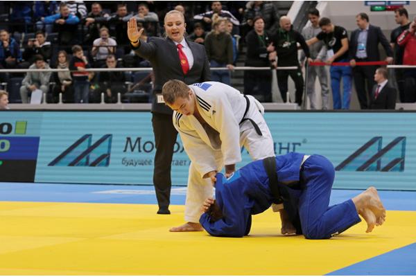 Тамбовский дзюдоист не смог завоевать медали на первенстве России