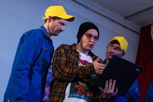 Тамбовский молодежный театр приглашает на премьеру этого сезона