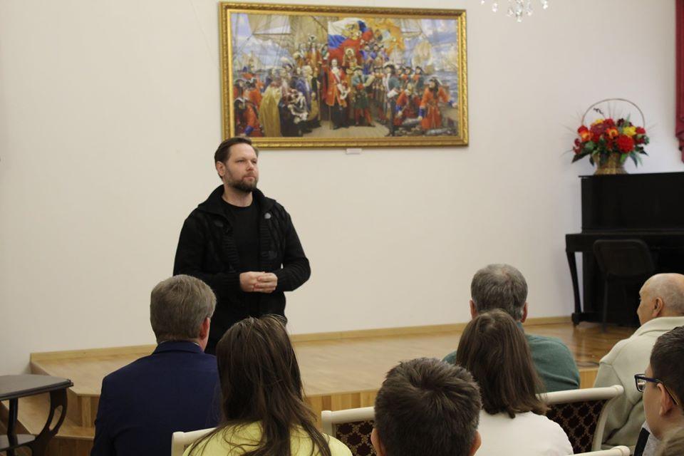 Тамбовским школьникам показали фильм о Зое Космодемьянской