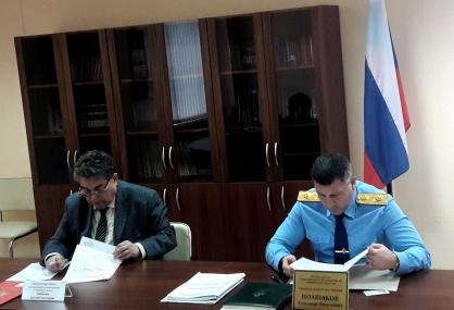 Уполномоченный по правам ребенка в Тамбовской области и руководитель Следственного управления СК РФ по Тамбовской области провели совместный прием граждан