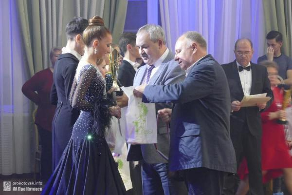 В Котовске пройдет XI открытый Кубок главы города по спортивным бальным танцам