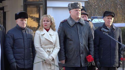 В память о погибших на Северном Кавказе земляках