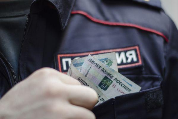 В Первомайском районе осуждён бизнесмен, пытавшийся дать взятку полицейскому