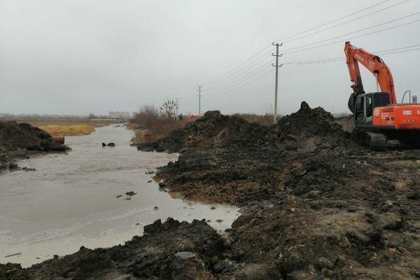 В северной части Тамбова прорвало водовод