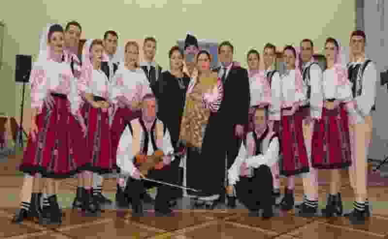 В Тамбов приедет фольклорный ансамбль из Румынии, который бесплатно покажет горожанам традиции своего народа