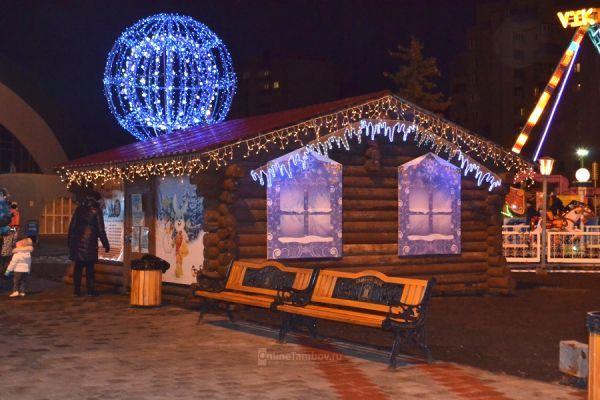 В Тамбове ищут Деда Мороза, который станет главным волшебником города