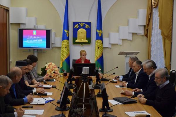 В Тамбове обсудили деятельность национальных диаспор