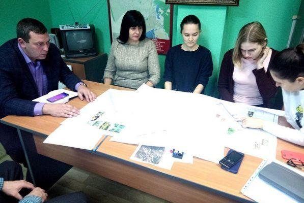 В Тамбове рассказали о благоустройстве общественной территории на улице Рылеева