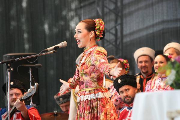 В Тамбове состоится V Открытый областной конкурс исполнителей народной песни