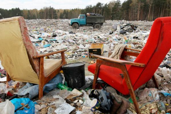 В Тамбове выявлены случаи нарушения сроков рассмотрения обращений граждан по вопросу вывоза мусора