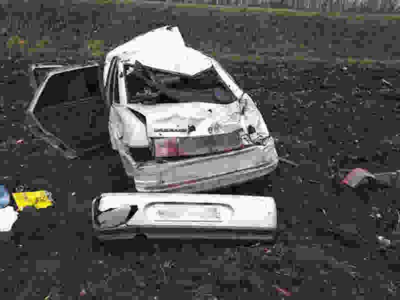 В Тамбовской области две «десятки» спровоцировали аварии с пострадавшими: все госпитализированы в Уваровскую ЦРБ